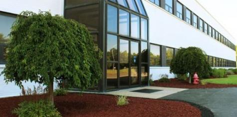 landscape red mulch landscaping commercial
